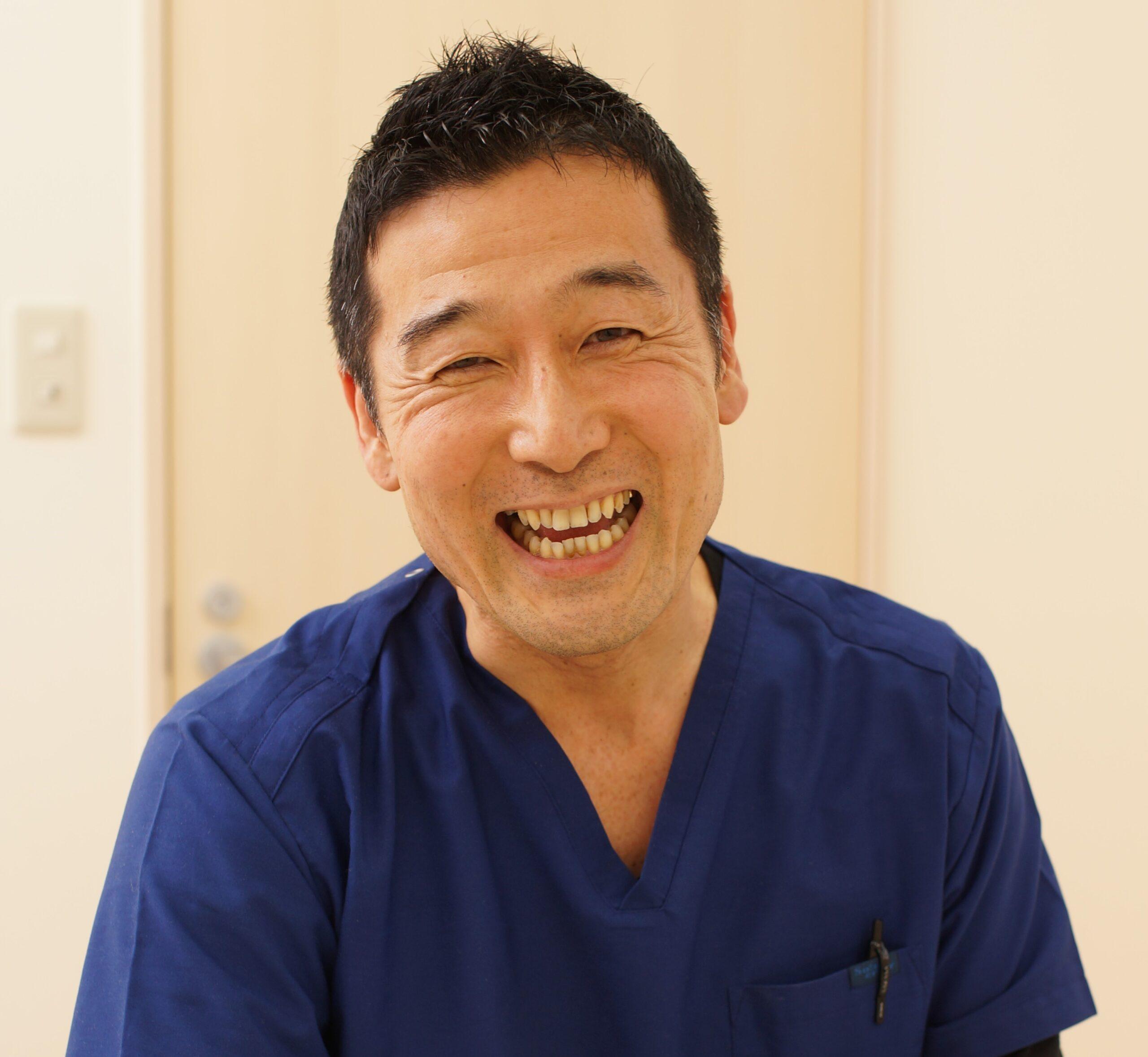 愛知県名古屋市熱田区の歯科医院 あつたの森歯科クリニック 院長 高田朋太郎先生